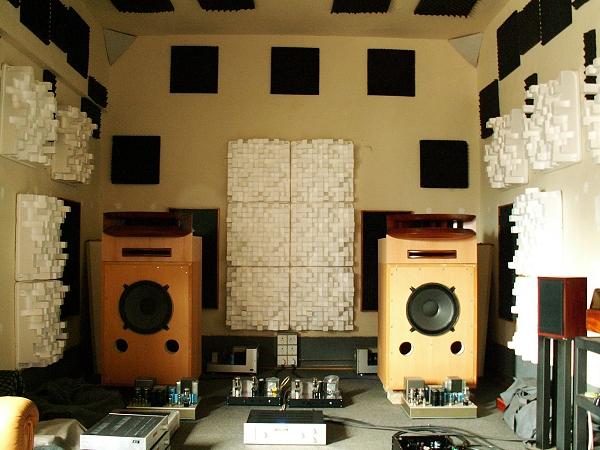 Speaker System for 20W