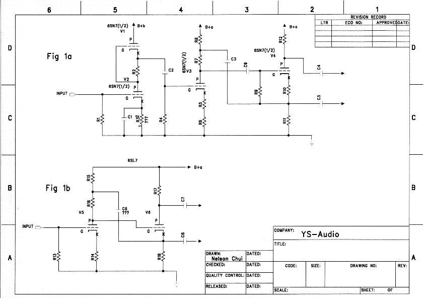 6l6功放电路图