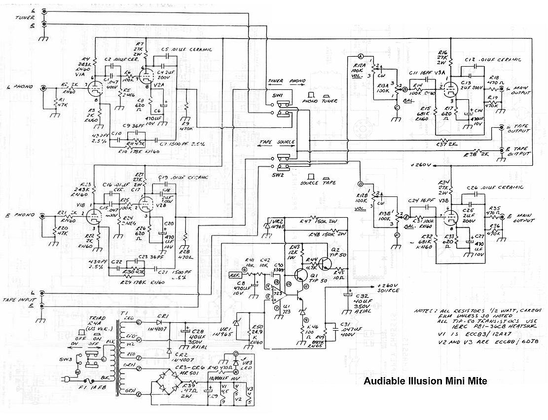 Marantz 7 · Marantz Audio Consolette Mcintosh C22