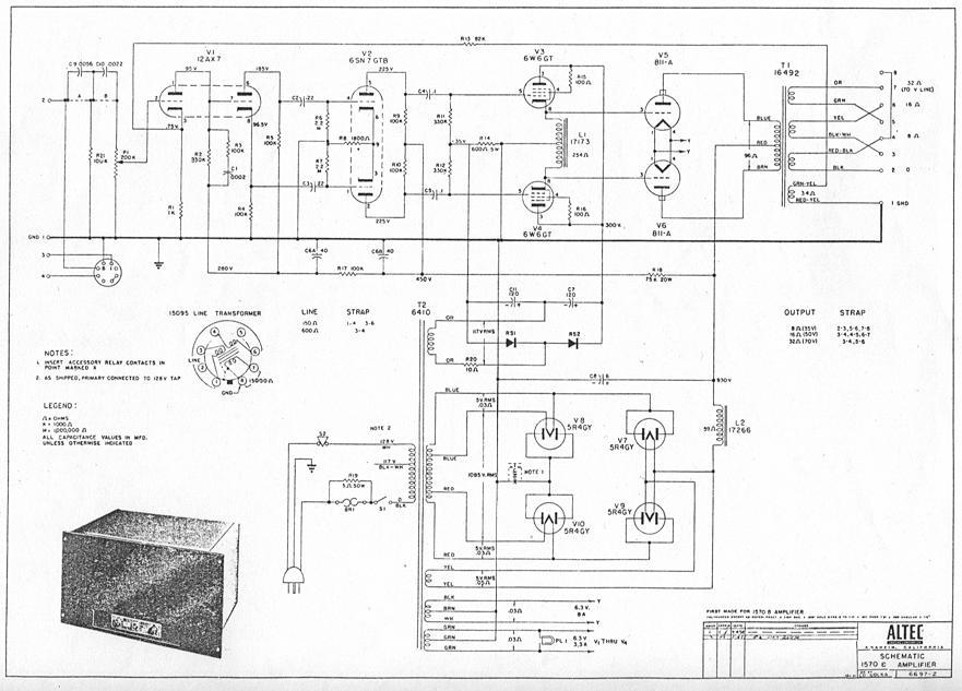 altec-1570b St Schematic on dynaco pat 4 schematic, dynaco pas 3 schematic, dynaco sca-35 schematic,